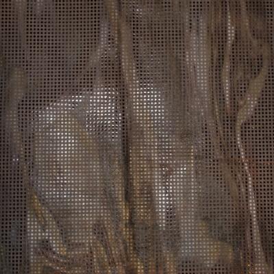 Кожа Свиная Принт оливковая клетка