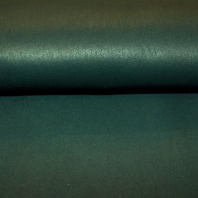 Кожа одежная Стрейч овчина бриллиантово-зеленый Л5823
