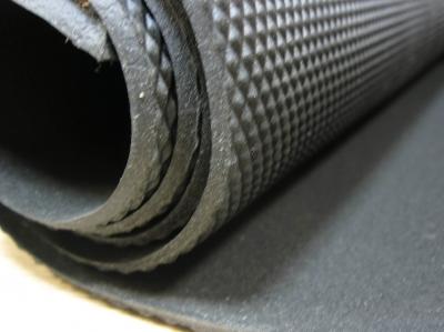 Рант микропористый ВШ  3,0* 1100 * 720 мм черный