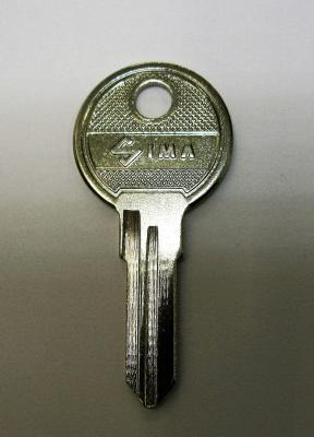 Заготовка для ключей 00019 EVE2D_EVG3R_ED3R_EVD3L АВ43 (почта)