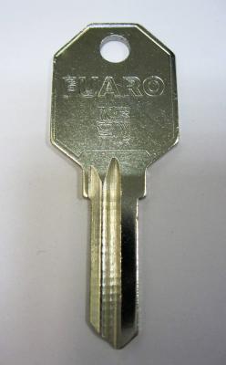Заготовка для ключей 00035 FUARO Английская квадрат