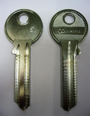 Заготовка для ключей 00037 U6I_U6S_UL055_UNL6L Универсальные Английские