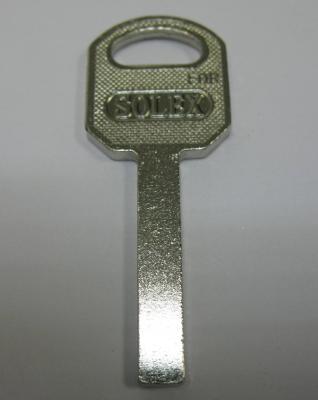 Заготовка для ключей 00009 Solex квадрат (30*5.5*2,9 мм)