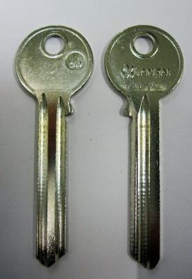 Заготовка для ключей 00039 U9D_U8D_UL046_UNL7 Универсальные английские