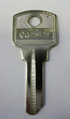 Заготовка для ключей 00058 PEN1_PNZ1S_BZ2R.BZ1R_PNZ1L Пенза английская