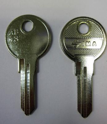 Заготовка для ключей 00170 AB43 Evergood Английские