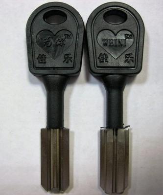 Заготовка для ключей вертикальная 00667 WEINI-2