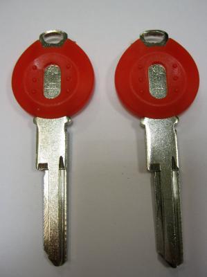 Заготовка для ключей Английская 00145 Двойная защита D-222