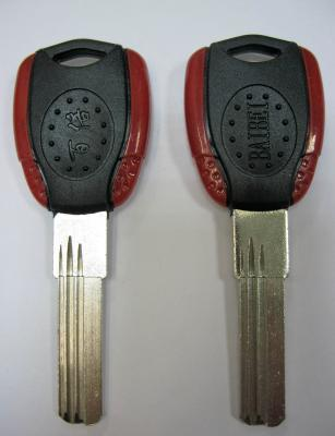 Заготовка для ключей вертикальные 00676 BAIBEI KV-2P пластик