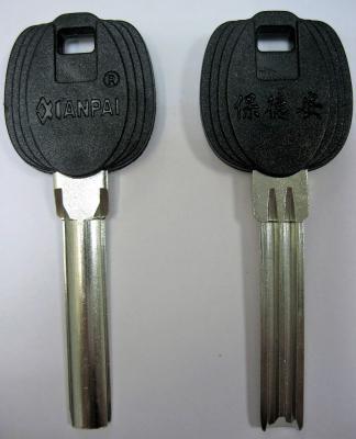 Заготовки для ключей 00662 D-210 D-210 (38,5*8,0*3,0мм) вертикальная