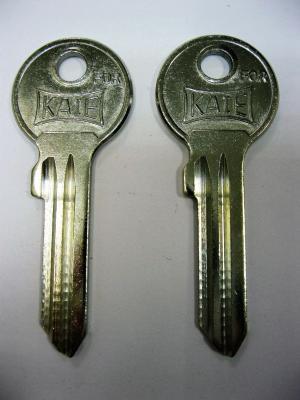 Заготовка для ключей 00046 KAE9D_KAL9_KLE6X_KAL6D Kale Английские
