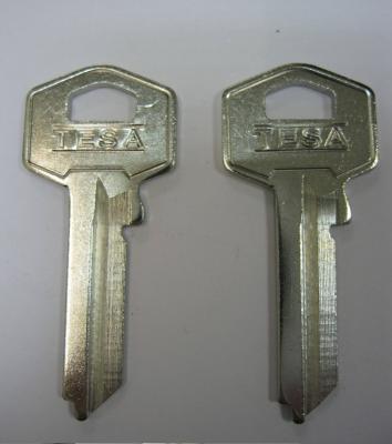 Заготовка для ключей 00056 TE8.TE28_TS9R.TS7R.TS7RT TE2_TSA22 TESA английские