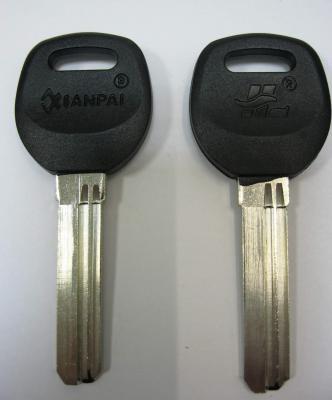 Заготовка для ключей 00558 HOOP-1Р HOOPLY 2 паза правые (8,8*35мм) пластик вертикальные
