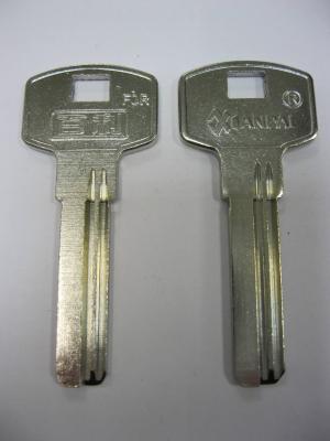 Заготовка для ключей 00566 OJ OD-144 2 паза 9,0*32 сторона обратная AP-1D (KAIXI-1) вертикальные