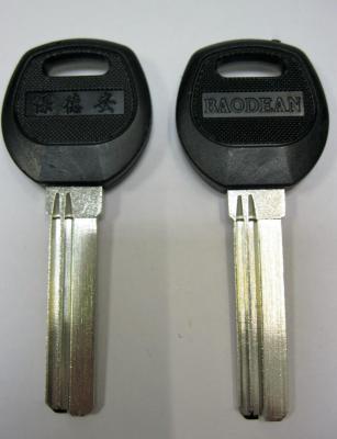 Заготовка для ключей 00606 (canas) PCHN 4P BAO-2DP короткая ручка пластик 35 мм вертикальная