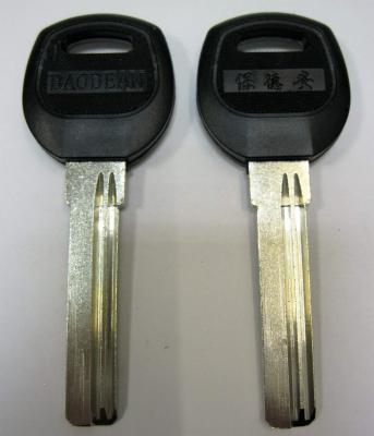 Заготовка для ключей 00608 BAO-2P средняя ручка пластик (правый) 38 мм вертикальная