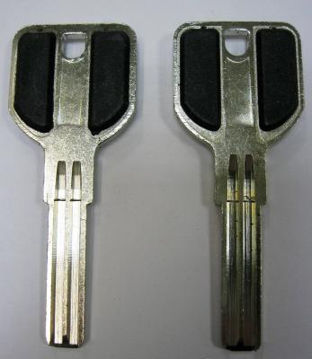 Заготовка для ключей 00643 MASL1_MAS1_MSL1_х MasterLock полукруг 2 паза МСМ-1_Э вертикальная