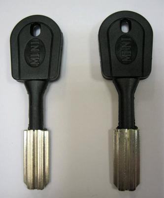 Заготовка для ключей 00668 WEINI-3 вертикальная