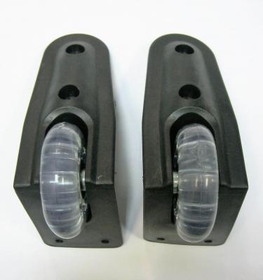 Колеса для чемодана SD-123 прозрачные