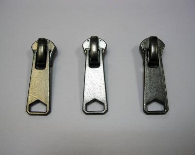 Бегунок Т-8 металлический 82318 премиум темный никель