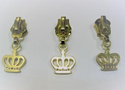 Бегунок Т-5 металлический 52028 Люкс золото
