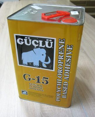 Клей GUCLU 17 л наиритовый G15