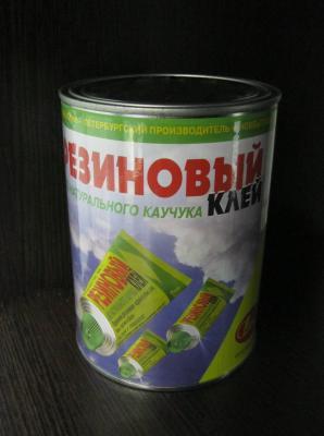 Клей резиновый Марка А натуральный каучук 1 л