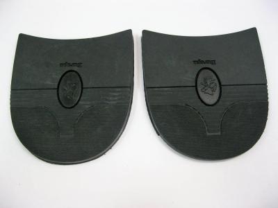 Набойка EUROPA P черная 7 мм