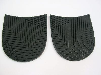 Набойка каучук KARMEN p-p G 2346 7 мм черная