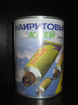 Клей наиритовый ЗАО Петрохим 1 л