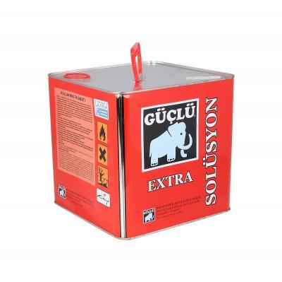Клей GUGLU резиновый 6л  SOLUSYON Extra