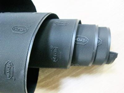 Профилактика листовая Vibram TEQUILGEMMA черная 1мм