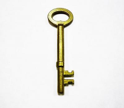 Заготовка для ключа Триовинг флажковая 1-ст. из двух частей
