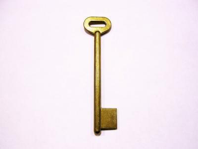 Заготовка для ключа ГПЗ-2 длинная однофлажковая