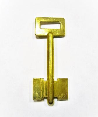 Заготовка для ключа ЕРЕВАН-1 (П2) флажковая, 1 паз левый