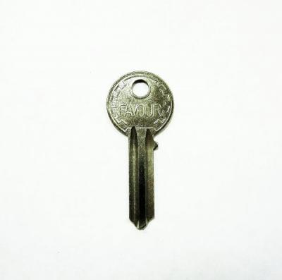 Заготовка для ключа FAVOUR U_5 английская