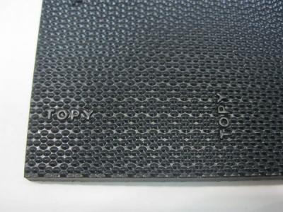 Набоечный лист чёрный TOPY 40см*30см*6мм
