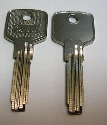 Заготовка для ключа CIZ-25