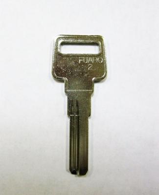 Заготовка для ключа FUARO-2 вертикальная