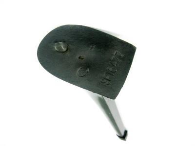 Каблук модельный женский МАО 16477 7/8 чёрный