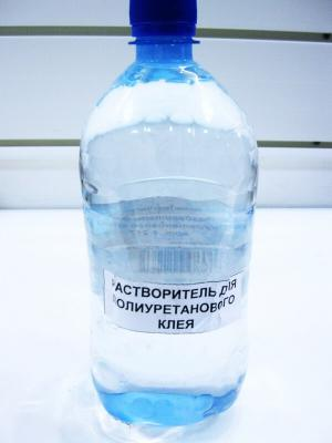 Растворитель для полиуретанового клея, 1 л
