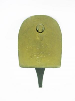 Каблук женский модельный МАО 2295 5/6 черный