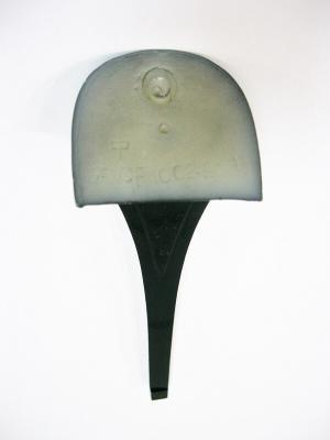 Каблук МАО женский модельный 10029 9/0 цвет черный