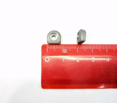 Набойка металлическая без штыря 9*9