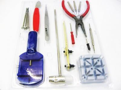 Набор для ремонта часов из 16 предметов