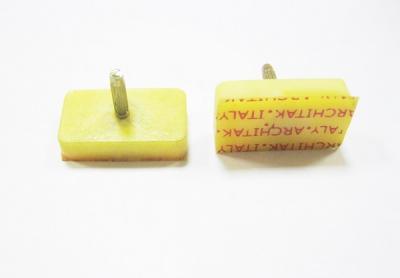 Набойки ARCHITAK полиуретановые со штырём №11 цвет белый