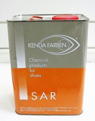 Клей обувной Sar 306 белый полиуретановый 5 л