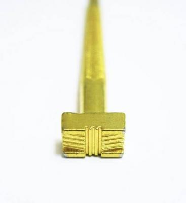 Штамп для тиснения по коже узорный Z-X511 прямоугольный