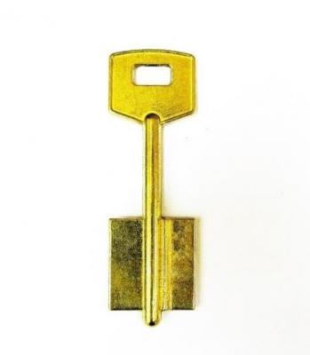 Заготовка для ключа ГРОДНО-1 75 мм флажковая