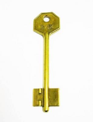 Заготовка для ключа Кузя флажковая 90 мм
